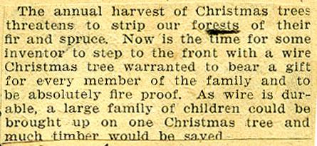 1899 newspaper editorial