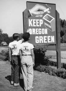 Oregon Green Guard