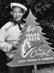 Keep Idaho Green