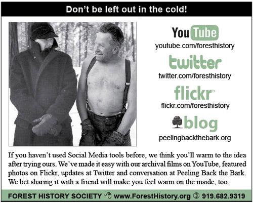 Cold Social Media Ad