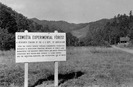 Coweeta Experimental Forest