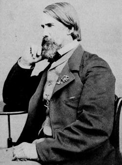 John Aston Warder