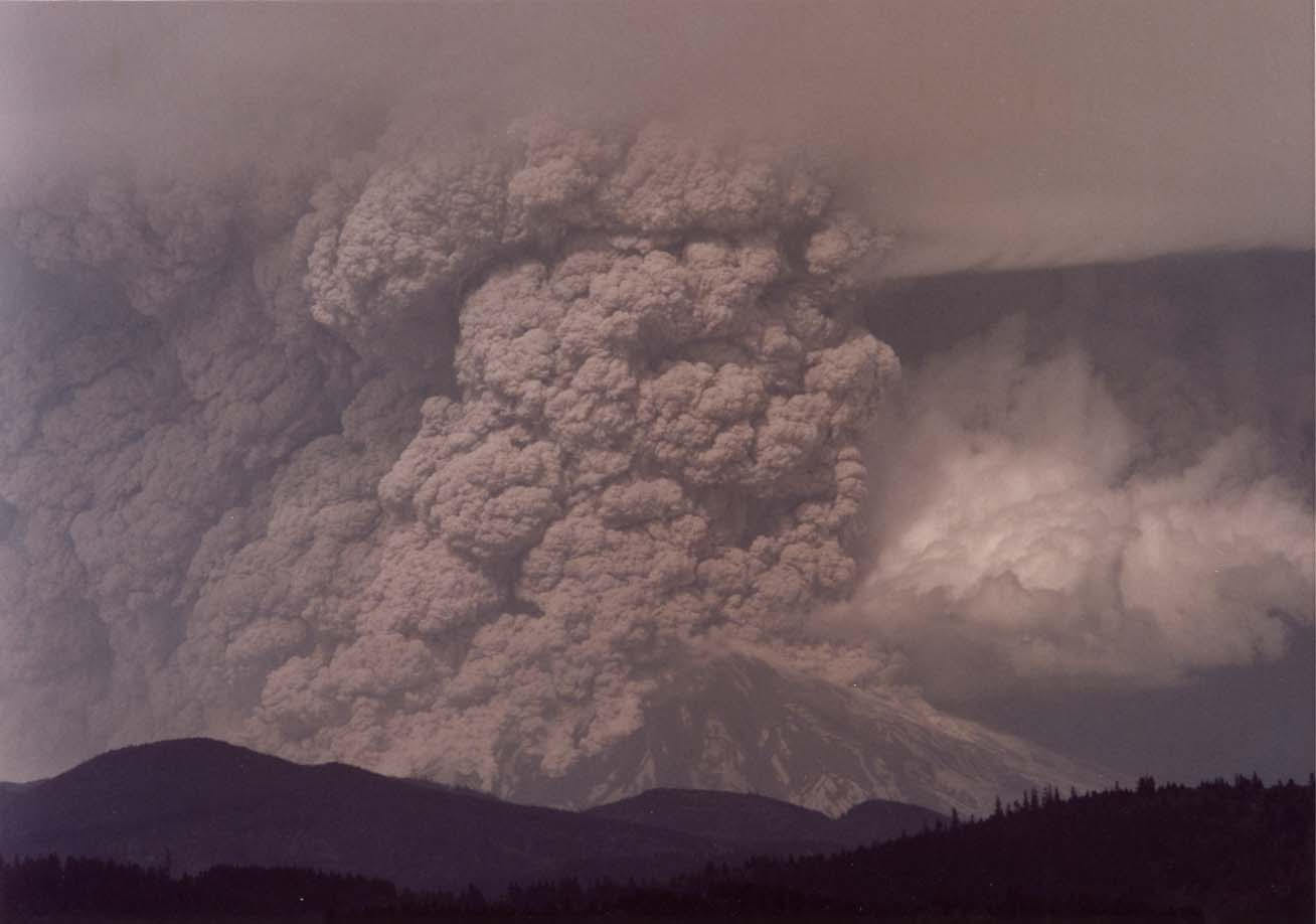 mt st helens and its environmental effects on its surrounding areas What caused the 1980 mount saint helens eruption a: which then forced its way out explosively mount st helens is a cinder cone volcano that formed through.