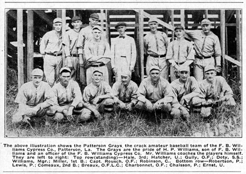 Patterson Grays 1921