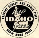 Keep Idaho Green logo