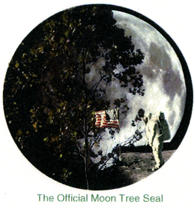 Moon Tree seal