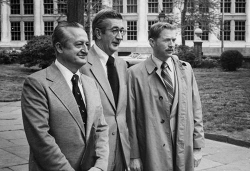 George Vitas, John McGuire, Stuart Roosa