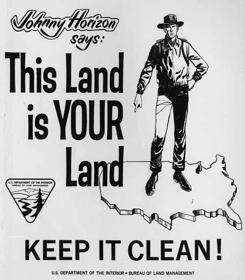 Johnny Horizon poster