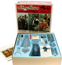 Johnny Horizon test kit