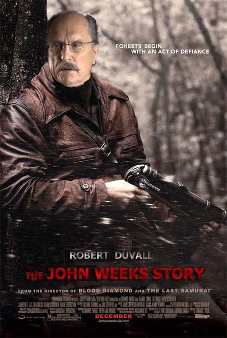 John Weeks Story poster