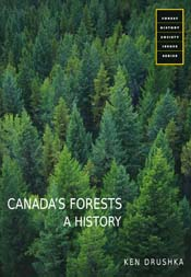 Canadas Forests book cover