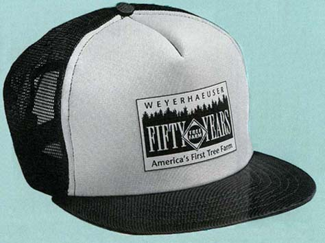 Tree Farm 50th Hat