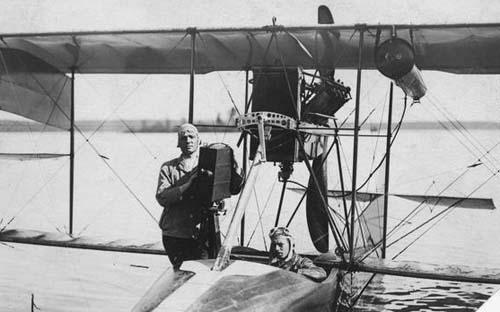 Vilas Flying Boat (WHS)