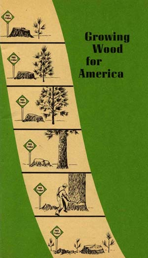 Tree farm pamphlet