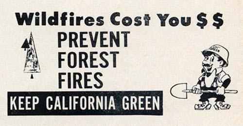 Cal Green message