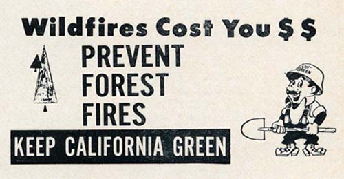 Cal Green message