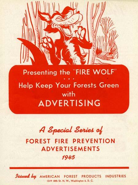 Fire Wolf ads
