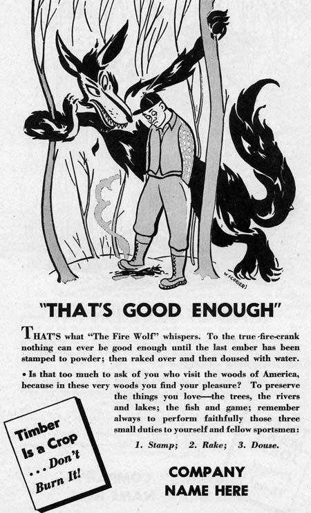 Fire Wolf Good Enough