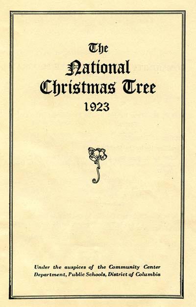1923 program