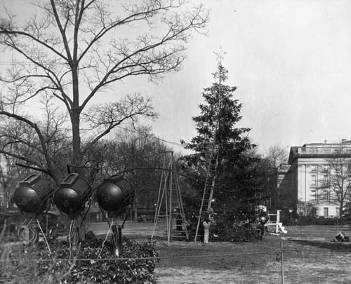1927 National Christmas Tree