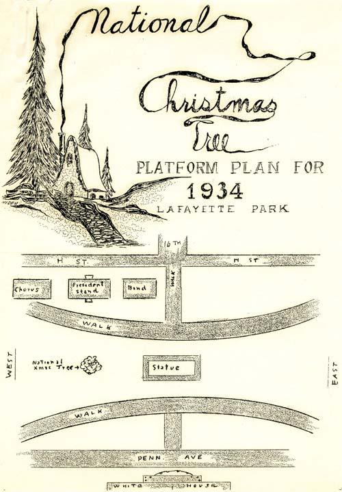 1934 map
