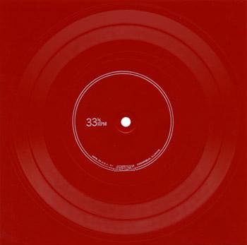 Evrett red vinyl record