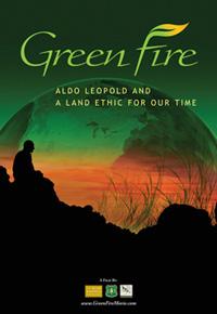 Green Fire poster