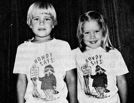 Howdy Racoon shirts