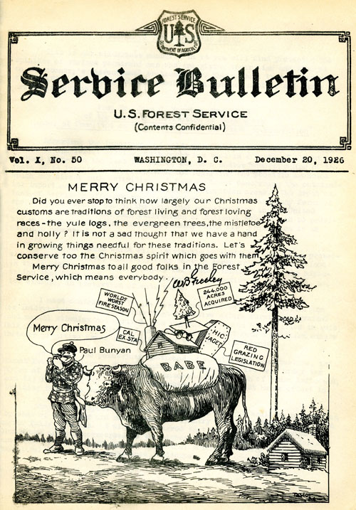 1926 Service Bulletin