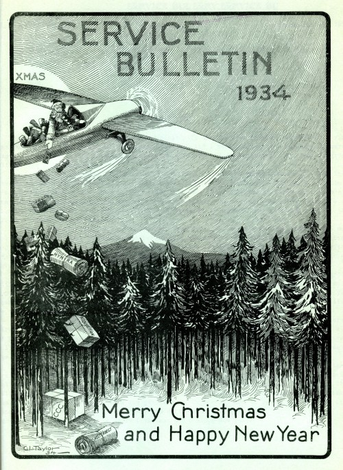 Forest Service Bulletin - December 1934