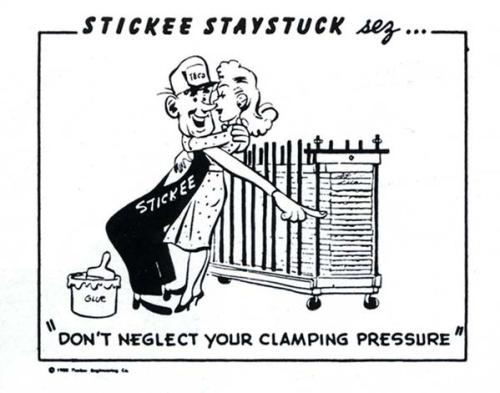 Stickee, we hardly knew ye.