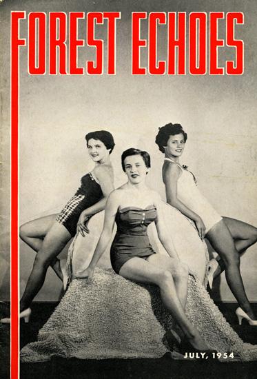 Miss Crossett winners from 1954