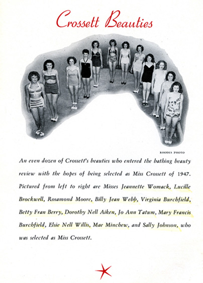 From the July 1947 issue of Forest Echoes.