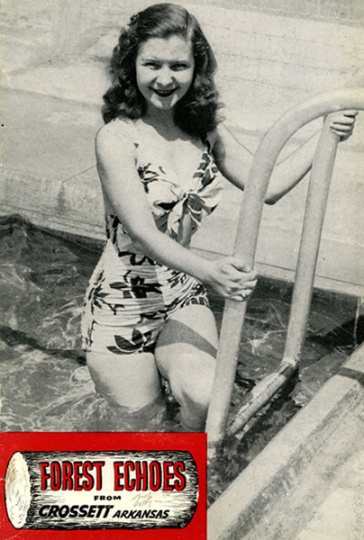 Hot off the presses in 1947, it's the swimsuit issue!