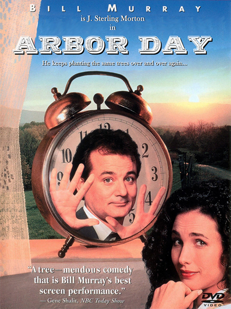 Arbor Day movie poster.