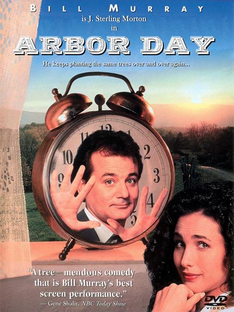 Arbor Day movie poster.