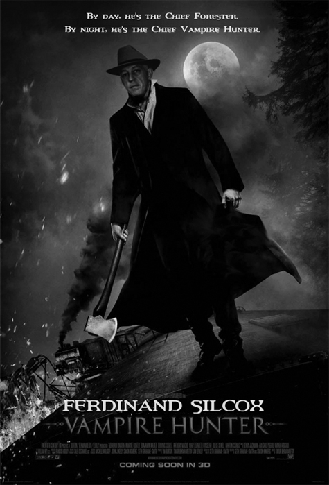 Ferdinand Silcox Vampire Hunter