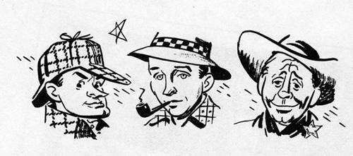 1948 campaign celebs