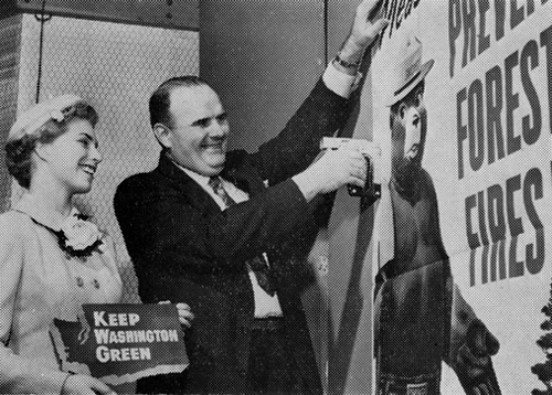 Karen Snelgrove, 1956 Queen