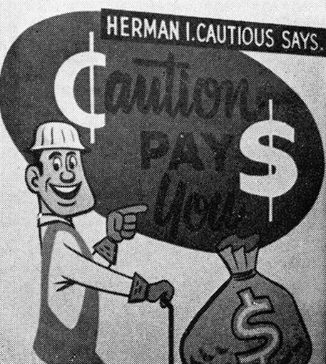 Herman Izzy Cautious