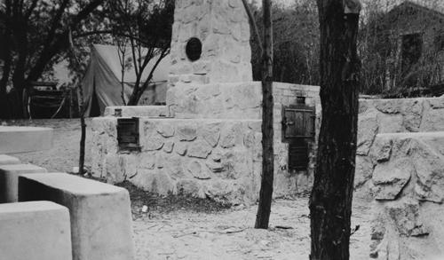 Camp Cajon stove