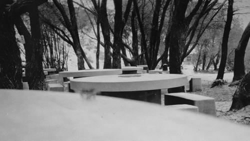 concrete picnic table diy