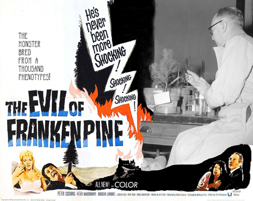 Frankenpine movie