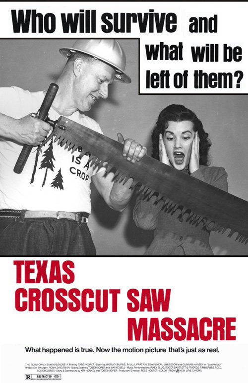 Texas Crosscut Saw Massacre