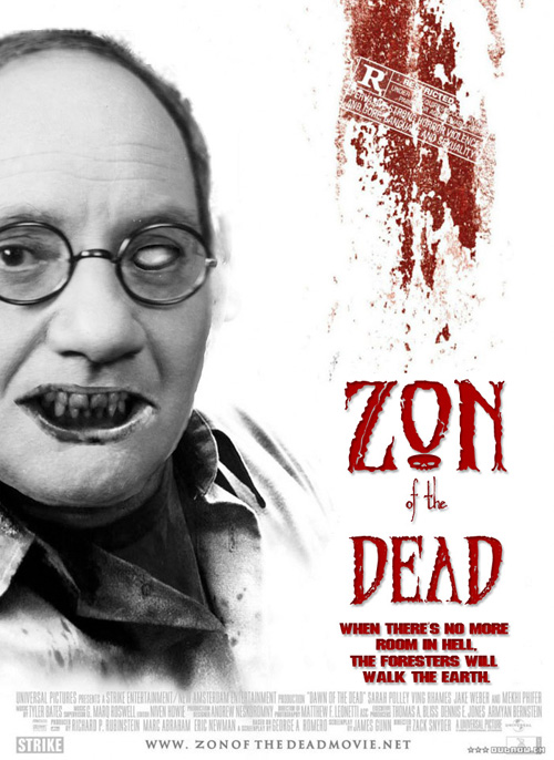 Raphael Zon of the Dead