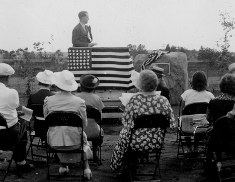James W. Toumey Nursery Dedication, July 10, 1937