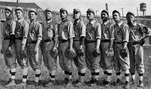 Indianapolis baseball 1908