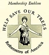 ARA membership emblem