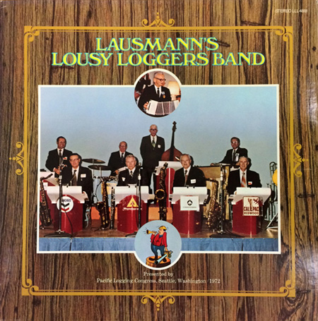 Lousy Loggers Band album cover