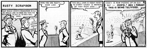 Rusty Scrapiron April 1951